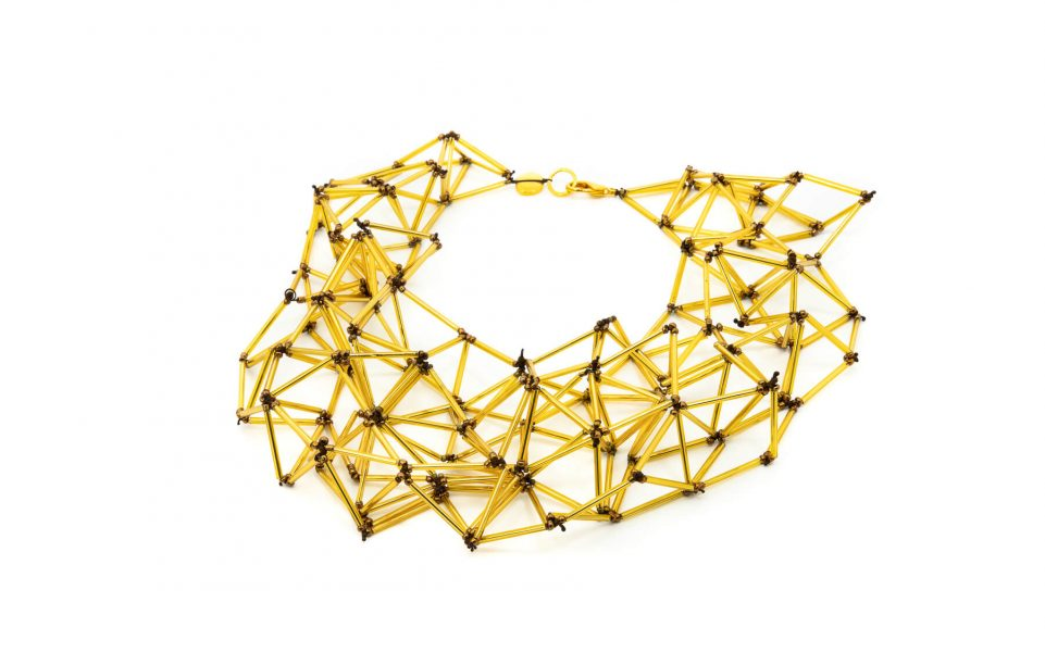 Net Collar Gold